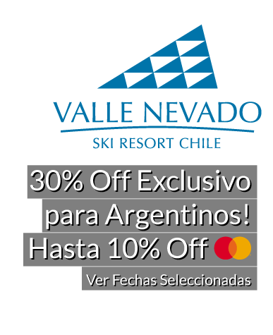 Valle Nevado Early Booking 2018